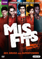 Misfits: Season One Movie