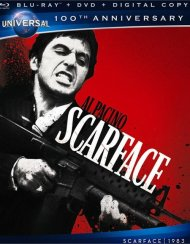Scarface (Blu-ray + DVD + Digital Copy) Blu-ray