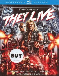 They Live: Collectors Edition Blu-ray
