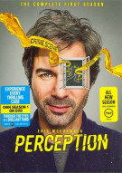 Perception: The Complete First Season Movie