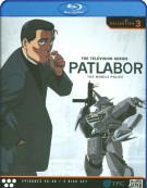PatLabor TV: Collection Three Blu-ray