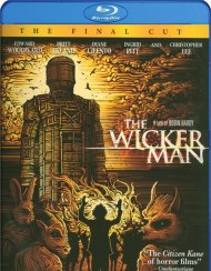 Wicker Man, The Blu-ray