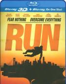Run 3D (Blu-ray 3D + Blu-ray) Blu-ray