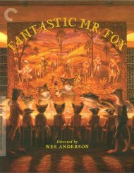 Fantastic Mr. Fox: The Criterion Collection (Blu-ray + DVD Combo) Blu-ray
