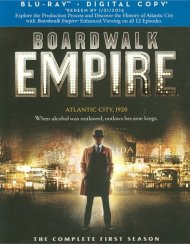 Boardwalk Empire: The Complete First Season (Blu-ray + Digital Copy) Blu-ray