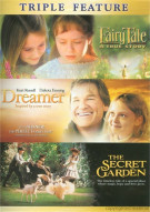 Fairytale: A True Story / Dream: Inspired By A True Story / Secret Garden (Triple Feature) Movie
