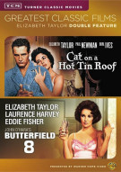 TCM Greatest Classic Films: Butterfield 8 / Cat On A Hot Tin Roof (Double Feature) Movie