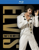 Elvis: Thats The Way It Is: 2001 Special Edition + 1970 Theat. Version Blu-ray