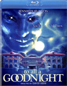 To All A Goodnight Blu-ray