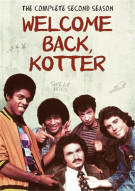 Welcome Back, Kotter: The Complete Second Season Movie
