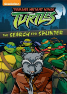 Teenage Mutant Ninja Turtles: The Search For Splinter Movie