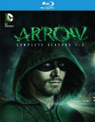 Arrow: The Complete Seasons 1-3 Blu-ray