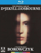 Strange Case of Dr. Jekyll and Miss Osbourne, The Blu-ray