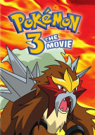 Pokemon The Movie 3: Spell Of The Unknown Movie