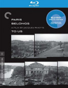 Paris Belongs To Us: The Criterion Collection Blu-ray