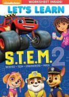 Lets Learn: S.T.E.M. Vol. 2 Movie