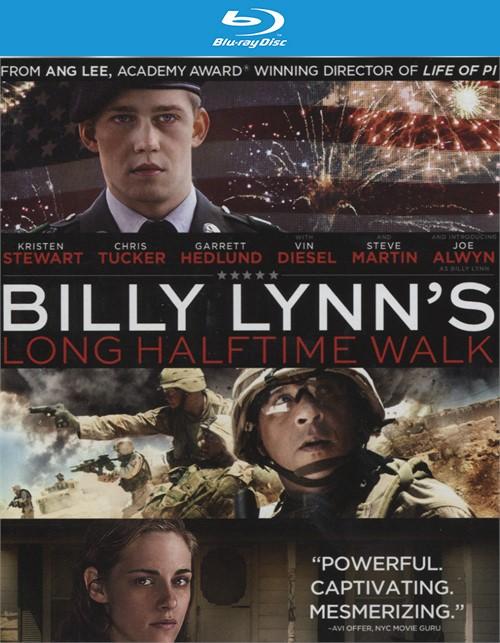 Billy Lynns Long Halftime Walk (4K Ultra HD + Blu-ray + UltraViolet)  Blu-ray