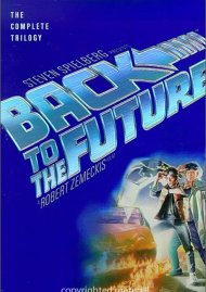 Back To The Future: The Trilogy (Widescreen) Movie