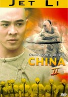Once Upon A Time In China II Movie