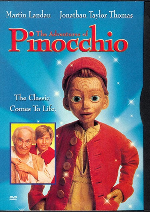 Adventures Of Pinocchio, The (DVD 1996) | DVD Empire