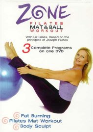Zone: Pilates Mat & Ball Workout Movie