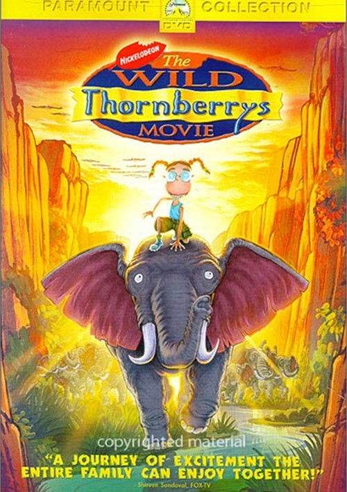 Wild Thornberrys Movie, The (DVD 2002) | DVD Empire