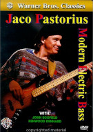 Jaco Pastorius: Modern Electric Bass Movie