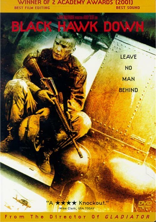Black Hawk Down Movie