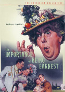 Importance Of Being Earnest, The: The Criterion Collection Movie