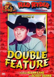 Red Ryder: Double Feature Volume 4 Movie
