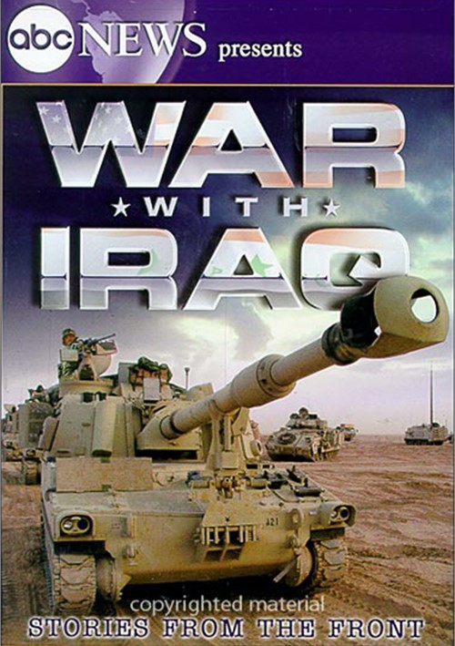 War With Iraq: Stories From The Front Movie