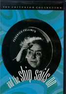 And The Ship Sails On: The Criterion Collection Movie