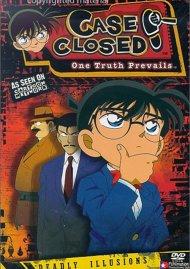 Case Closed: Season 4, Volume 1 - Deadly Illusions Movie