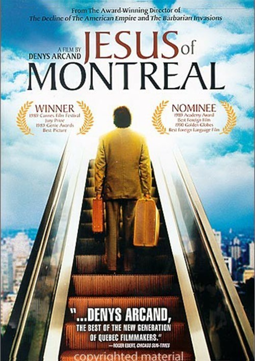 Jesus Of Montreal Movie