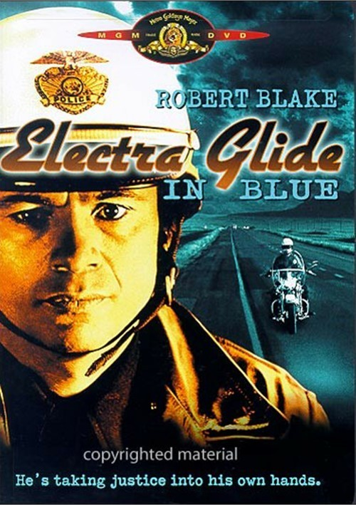 Electra Glide In Blue (DVD 1973) | DVD Empire