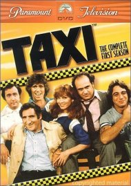 Taxi: Complete First Three Seasons Movie