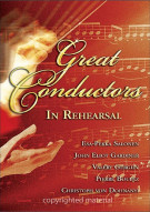 Great Conductors: In Rehearsal Movie