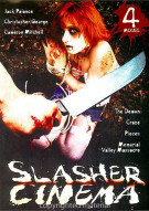 Slasher Cinema: 4 Movie Set Movie
