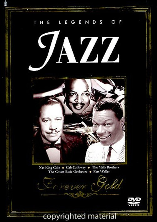 Forever Gold: The Legends Of Jazz Movie