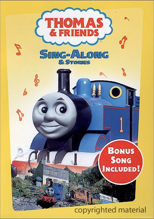 Thomas & Friends: Sing Along & Stories Movie