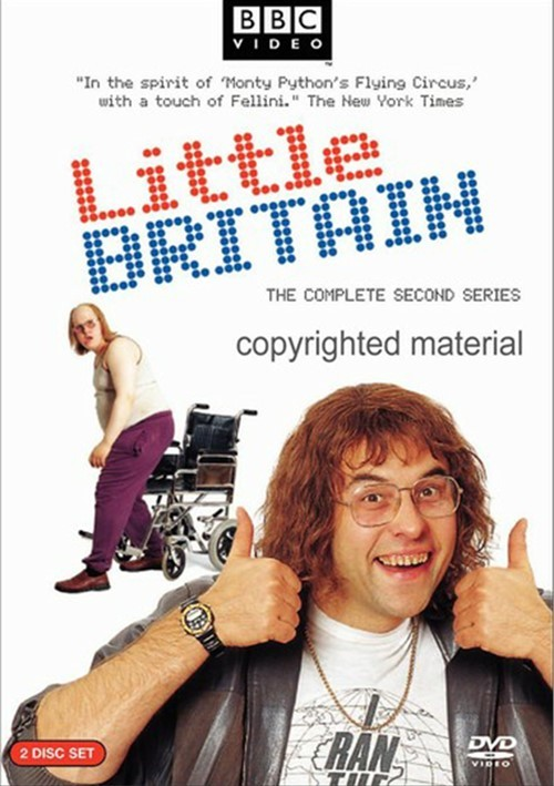 Little Britain: The Complete Second Series Movie