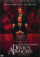 Devils Advocate, The (with Golf Book) Movie