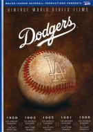 Vintage World Series Films: Los Angeles Dodgers Movie