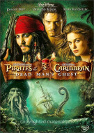 Pirates Of The Caribbean: Dead Mans Chest Movie