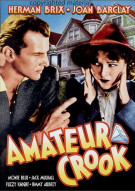 Amateur Crook Movie
