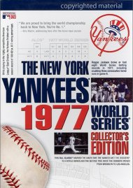 New York Yankees: 1977 World Series Collectors Edition Movie