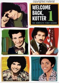 Welcome Back, Kotter: The Complete First Season Movie