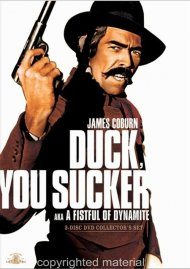 Duck, You Sucker (Fistful Of Dynamite): Collectors Edition Movie