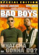 Bad Boys: Special Edition Movie