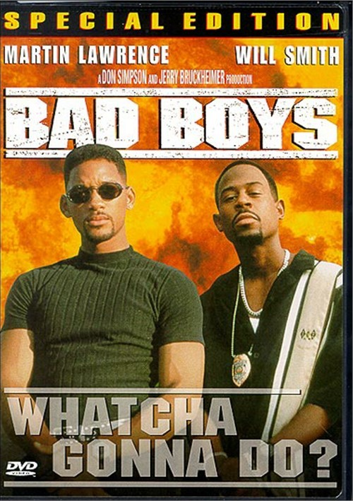 Bad Boys: Special Edition Movie